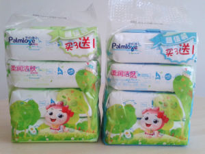 Disposable Cleaning Towel, Skin Care Cloth Wipes (B1180) pictures & photos