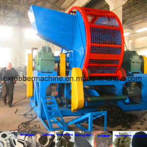 Zps-1200 Used Tyre Shredder Machine for Sale pictures & photos