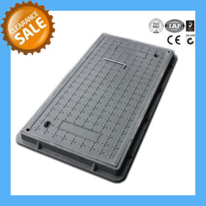 2016 Composite Plastic Manhole Covers Sewer Gully Cover pictures & photos