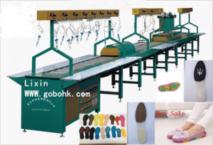 Factory Price PVC Shoe Sole Dispensing Machine pictures & photos