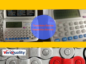 Reliable Translator Device During Production Inspection, Preshipment Inspection Service pictures & photos