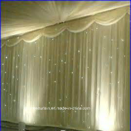 LED Curtain for Wedding Banquet