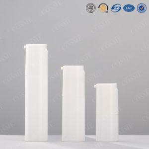 15ml 20ml 30ml 50ml 80ml 100ml Pet/PP Clear Airless Plastic Lotion Pump Bottle for Cosmetic Packaging pictures & photos