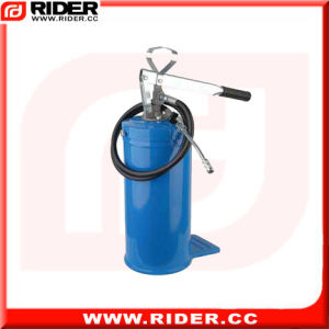 12L Portable Drum Pump Manual Grease Pump pictures & photos