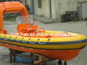 Rigid Inflatable Fender Marine Rescue Boat pictures & photos