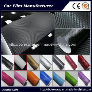3D Carbon Fiber Vinyl, Carbon Fiber Vinyl Roll pictures & photos
