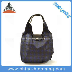 Fold Polyester Lunch Thermal Insulated Cooler Aluminium Foil Cooling Bag pictures & photos