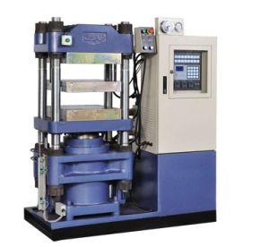 Xlb350X350X2 Lab Vulcanizing Press for Rubber pictures & photos