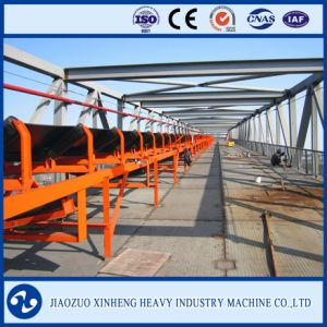 Flat Belt Conveyor for Heavy Industrial Material Transportation pictures & photos