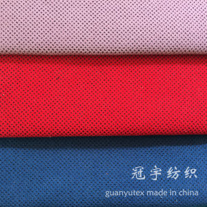 Home Decorative Nylon Corduroy Fabric with Backing pictures & photos
