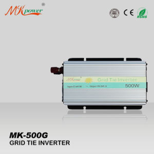 500W Wind Micro Grid Tie Power Inverter for Wind Turbine MPPT