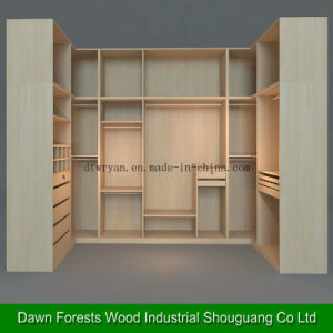 High Quality Panel Furniture Wardrobe pictures & photos