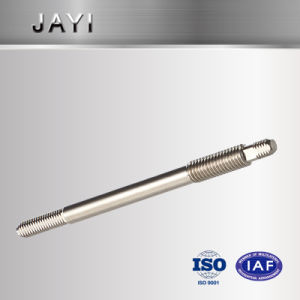 Unstanderd Shaft with Milled Thread of Stainless Steel pictures & photos