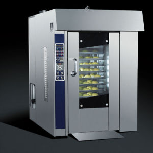 Air Convection Electric Rack Oven with Powerful Steam pictures & photos