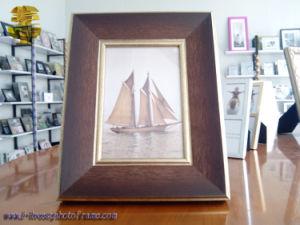 Olid, Beautiful and Artistic Wood Photo Frame (WP14032)