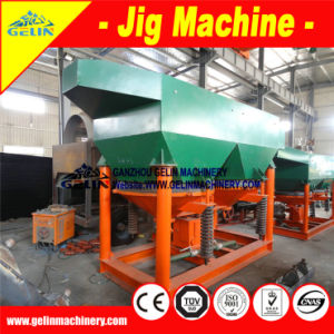 Alluvial Gold Gravity Jig Concentrator Machine, River Gold Separator pictures & photos