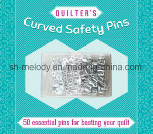 Humanized Design Quilter′s Curved Satety Pins pictures & photos