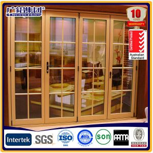Galuminium Brand Aluminium Doors and Windows pictures & photos