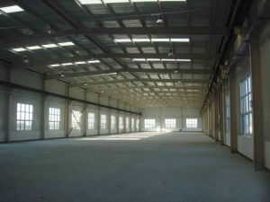 Rigid Steel Frame Structure pictures & photos