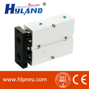 Ningbo Hyland Pneumatic SMC Type Tn Series Double Acting Double Shaft Pneumatic Cylinder/ Table Pneumatic Cylinders