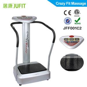 Sliver Vibration Platform Crazy Fit (CE, RoHS, UL, EMC) (JFF001C2)
