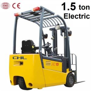 1.5 Ton Compact Mini Forklift with Three Wheel (CPD15SH) pictures & photos