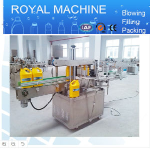 Automatic Double Sides Sticker Labeling Machine pictures & photos