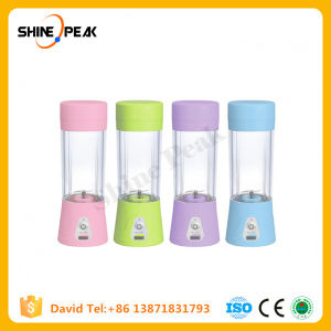 Newly Designed Mini Travel Sport Personal Fruit Juicer pictures & photos