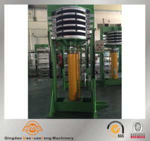Motorcycle Rubber Tyre Curing Press with ISO BV SGS pictures & photos