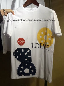 Professional Custom Men T-Sihrt with Print