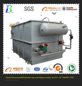 Dissolved Air Flotation Machine (DAF) for Waste Water Treatment pictures & photos