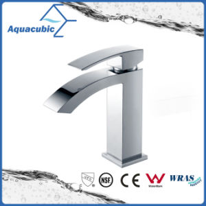 Sanitary Ware Brass Chromed Bathroom Basin Tap (AF6018-6) pictures & photos