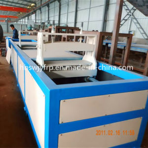 Automatic Pultrusion Machine for Fiberglass Step pictures & photos