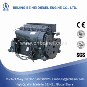F6l913 Air Cooled 4-Stroke Diesel Engine for Construction Machinery pictures & photos