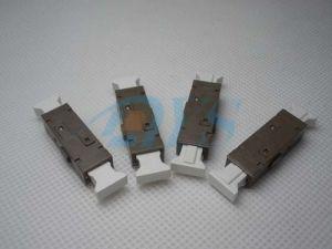 Singlemode Simplex Mu Fiber Optic Adaptor pictures & photos