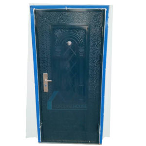 High Quality and Low Price Metal/Steel Security Door China Manufacturer pictures & photos