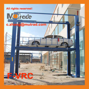 Best Mutrade Parking F-Vrc Smart Simple Vehicle Vertical Platform Lifting Parking Machine pictures & photos