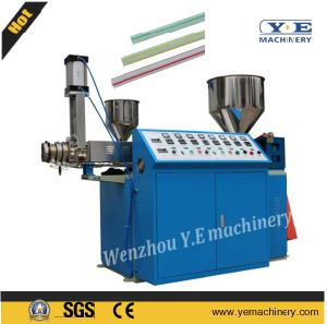 Two Color Co-Extrusion Drink Straw Making Machine (XG Series) pictures & photos