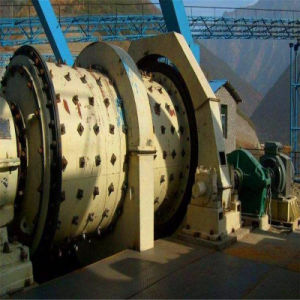 Gold Rock Silica Sand and Zircon Sand Grinding Ball Mill pictures & photos