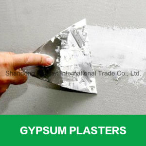 Gypsum Plaster Render Used Mhpc Water Holder Agent HPMC pictures & photos