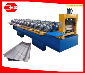 Roofing Forming Machine for Traight & Tapered Standing Seam Roofing (YX65-400/425) pictures & photos