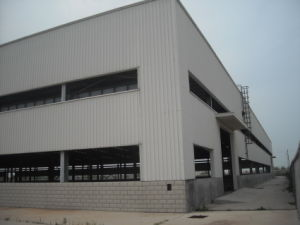 Grid Structure Strand Steel Building (SL-0056) pictures & photos
