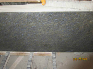 Blue Butterfly Granite Countertop for Kitchen (vanity top) pictures & photos