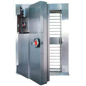 High Quality Fireproof Safety Bank Vault Doors for Sale Vault Door pictures & photos