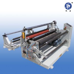 Woven Label Laminating and Slitting Machine pictures & photos
