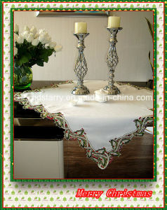 Christmas Table Cloth St1765 pictures & photos