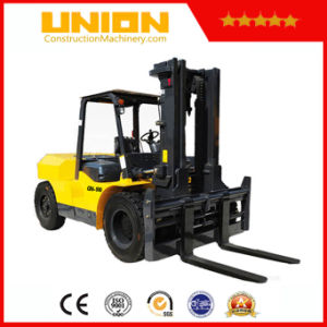 High Cost Performance Sunion Gn100 (10t) Diesel Forklift pictures & photos