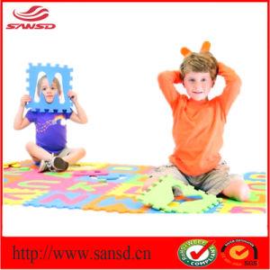 100% Healthy Baby Playing TPE&EVA Foam Sheet Interlocking Mat pictures & photos