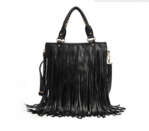 2017 Hot Selling Spainish Women Bags Tassel Designer Handbags pictures & photos