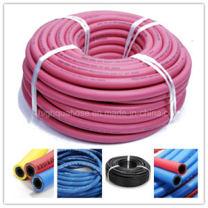 "Industry Fiber Braid 3/16"" ~ 2"" Flexible Rubber Water Air Hose pictures & photos"